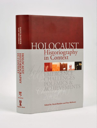 תמונה של Holocaust Historiography in Context: Emergence, Challenges, Polemics and Achievements