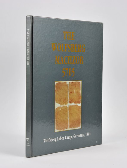 Picture of The Wolfsberg Machzor 5705: Wolfsberg Labor Camp, Germany, 1944