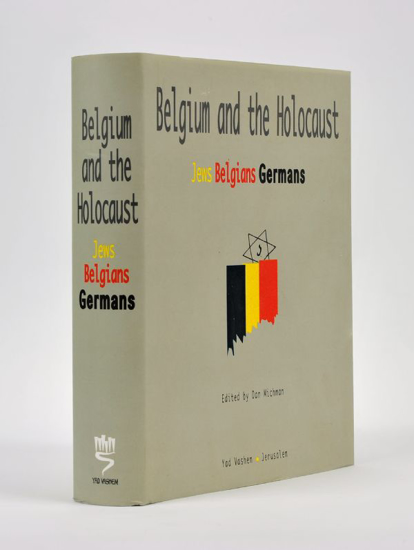 Picture of Belgium and the Holocaust