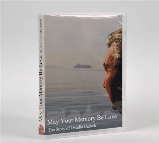Picture of May Your Memory Be Love - The Story of Avadia Baruch