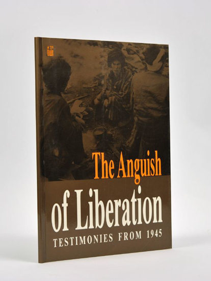 Picture of The Anguish of Liberation: Testimonies from 1945