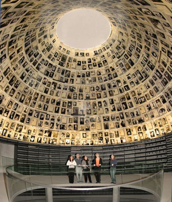 Picture of Postcard - The Hall of Names at Yad Vashem