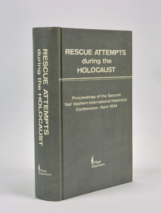 תמונה של Rescue Attempts during the Holocaust