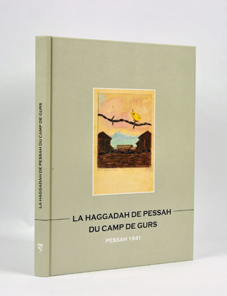 Picture of La Haggadah de Pessah du camp de Gurs