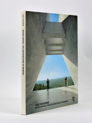 תמונה של Yad Vashem: Moshe Safdie - The Architecture of Memory