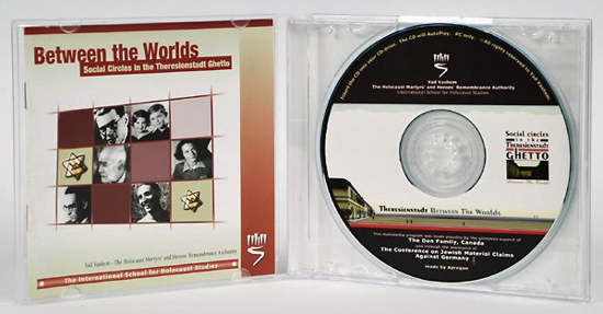 Picture of Between the Worlds, CD-ROM