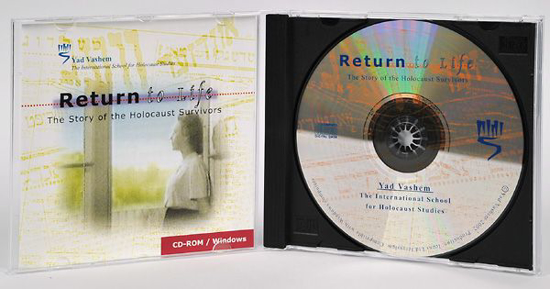 Picture of Return to Life, CD Rom