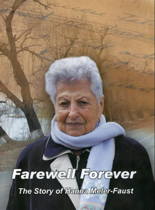 Picture of Farewell Forever - The Story of Hanna Meler-Faust