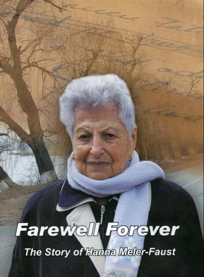 תמונה של Farewell Forever - The Story of Hanna Meler-Faust