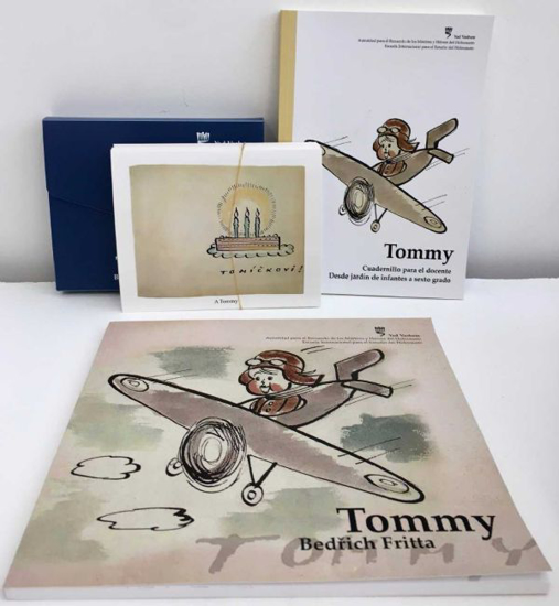 Picture of Tommy - Spanish Edition