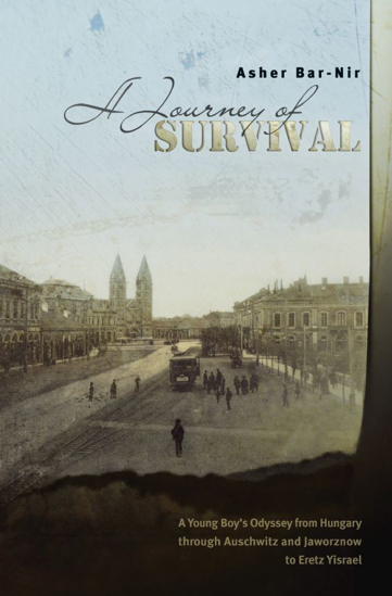 Picture of A Journey of Survival: A Young Boy's Odyssey from Hungary through Auschwitz and Jaworzno to Eretz Yisrael