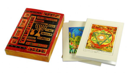 Picture of Carol Deutsch 10 Notecards: Make a meaningful donation - Tribute Cards