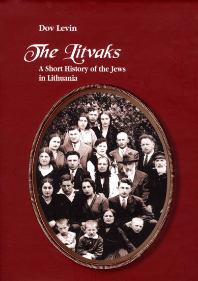 Picture of The Litvaks: A Short History of the Jews in Lithuania