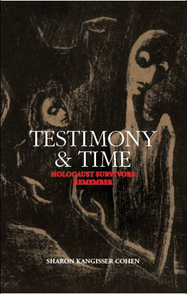 תמונה של Testimony & Time: Holocaust Survivors Remember