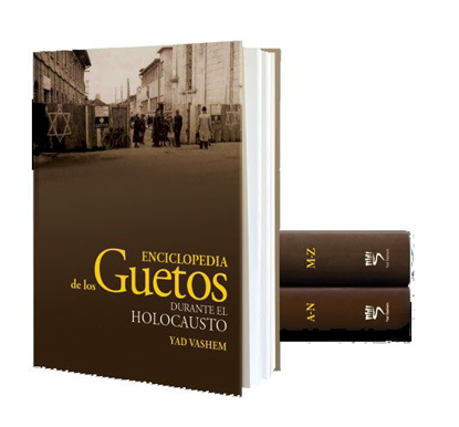 Picture of Enciclopedia de los Guetos durante el Holocausto