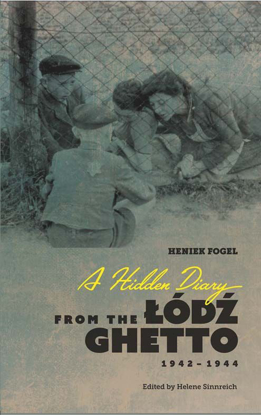 תמונה של A Hidden Diary from the Łodz Ghetto, 1942–1944