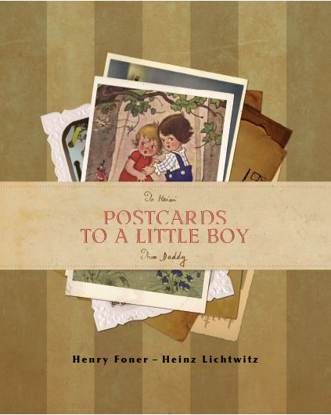 תמונה של Postcards to a Little Boy: A Kindertransport Story