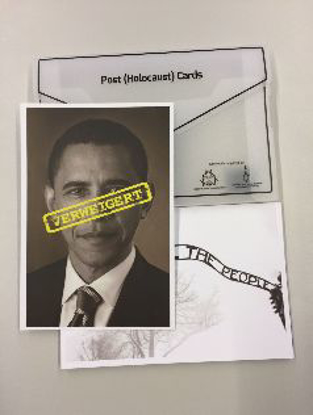 Picture of Post (Holocaust) Cards