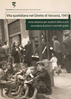תמונה של Vita quotidiana nel Ghetto di Varsavia, 1941