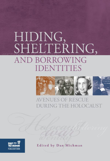 תמונה של Hiding, Sheltering and Borrowing Identities
