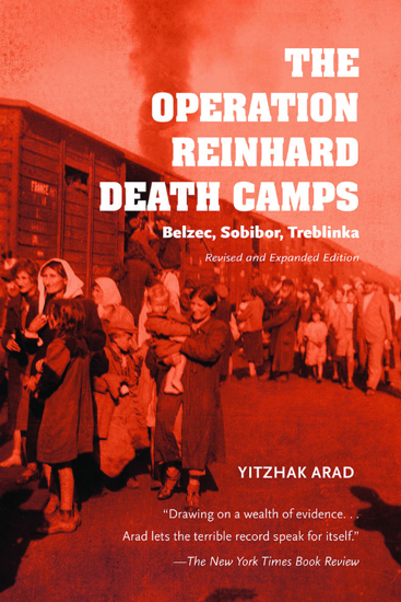 תמונה של The Operation Reinhard Death Camps: Belzec, Sobibor, Treblinka