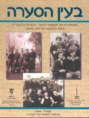 Picture of בעין הסערה