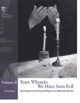 תמונה של Years Wherein We Have Seen Evil, Vol. II , Book+CD-ROM