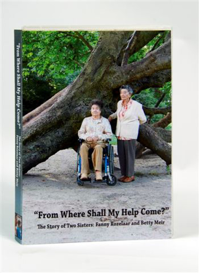 Picture of From Where Shall My Help Come? - The Story of Fanny Rozelaar and Betty Mayer