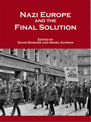 Picture of Nazi Europe and the Final Solution