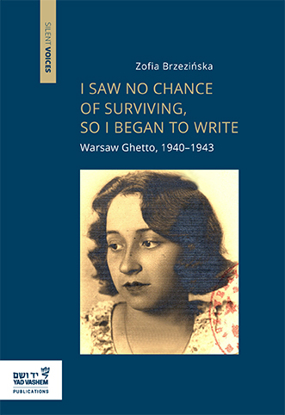 Picture of I Saw no Chance of Surviving, so I Began to Write, 1940–1943