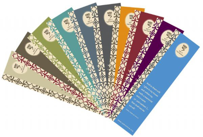 Picture of Bookmark - various colors